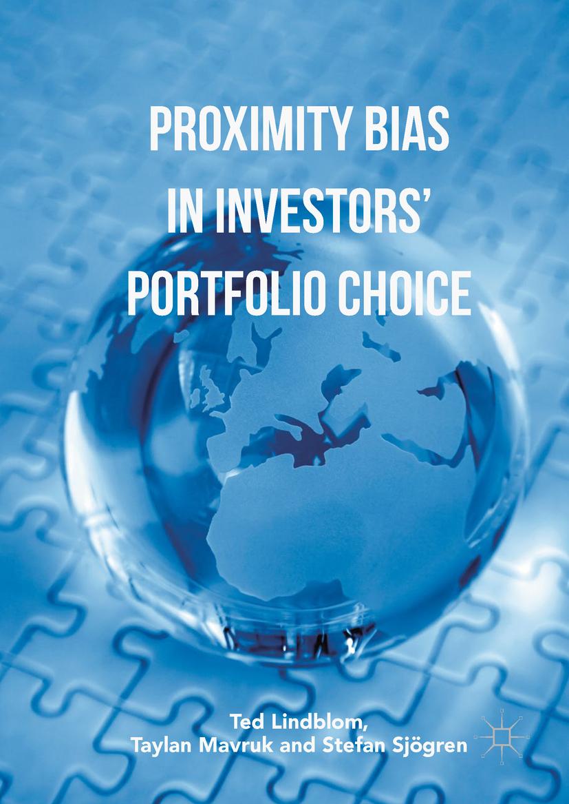 Lindblom, Ted - Proximity Bias in Investors' Portfolio Choice, e-bok