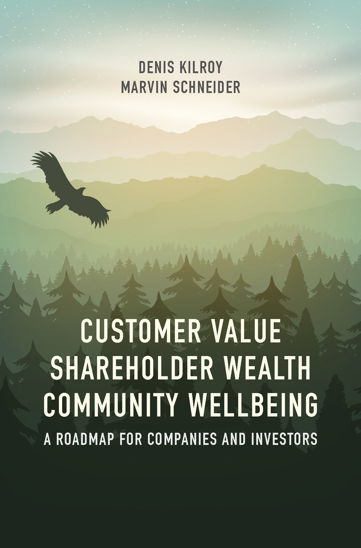 Kilroy, Denis - Customer Value, Shareholder Wealth, Community Wellbeing, ebook