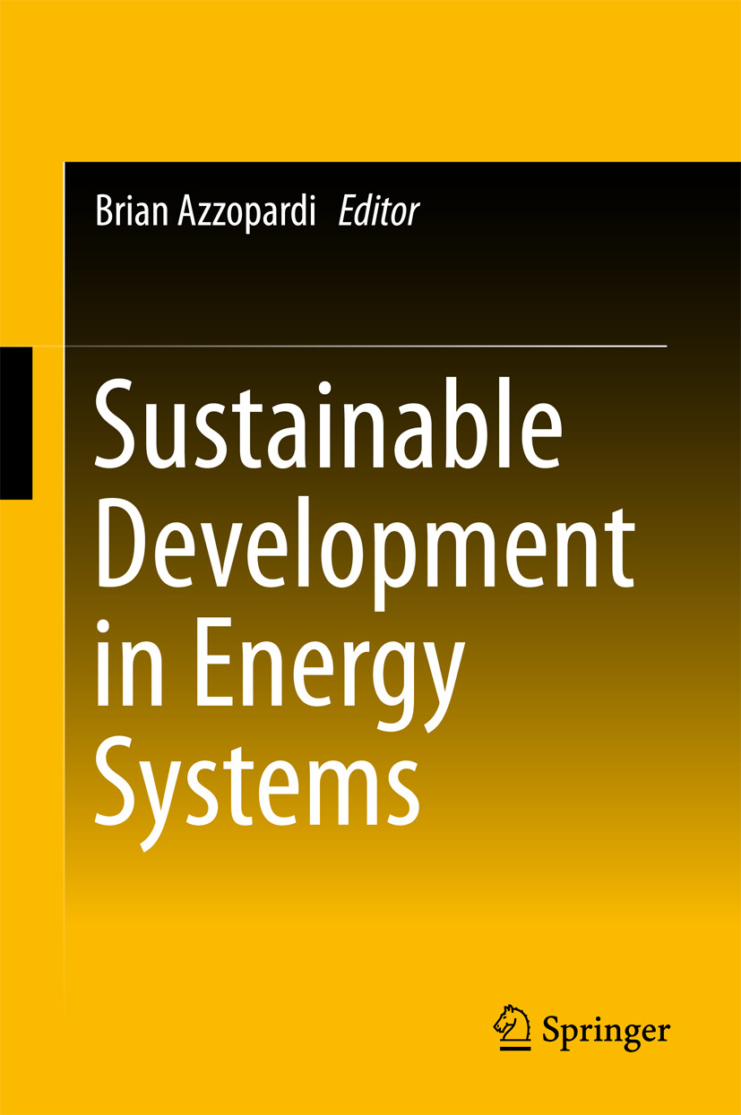 Azzopardi, Brian - Sustainable Development in Energy Systems, e-bok
