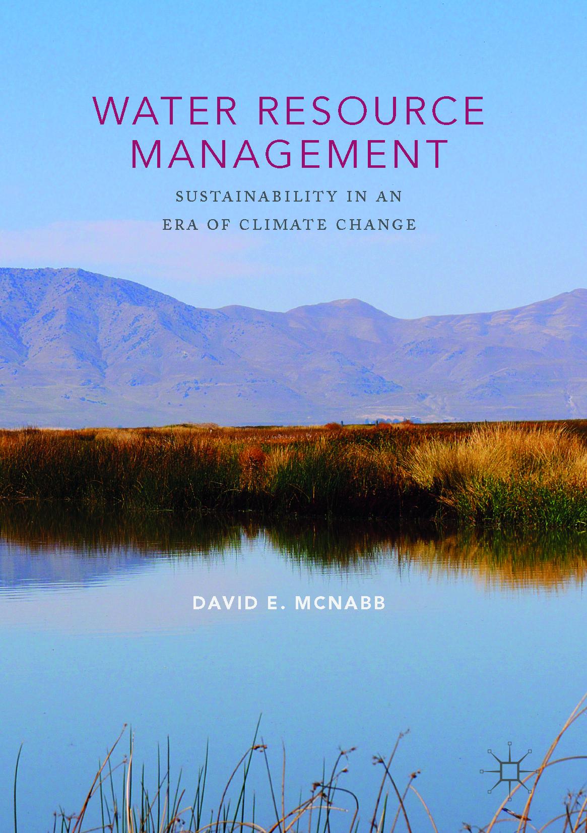 McNabb, David E. - Water Resource Management, ebook