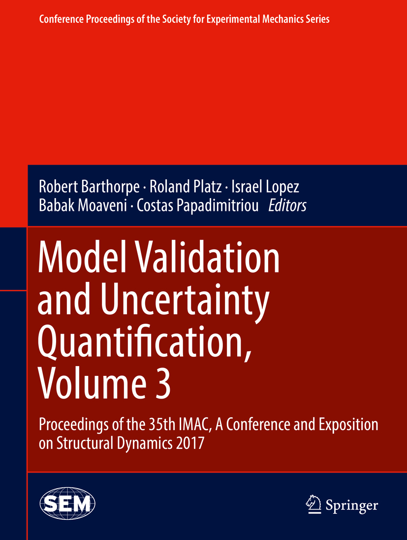 Barthorpe, Robert - Model Validation and Uncertainty Quantification, Volume 3, ebook