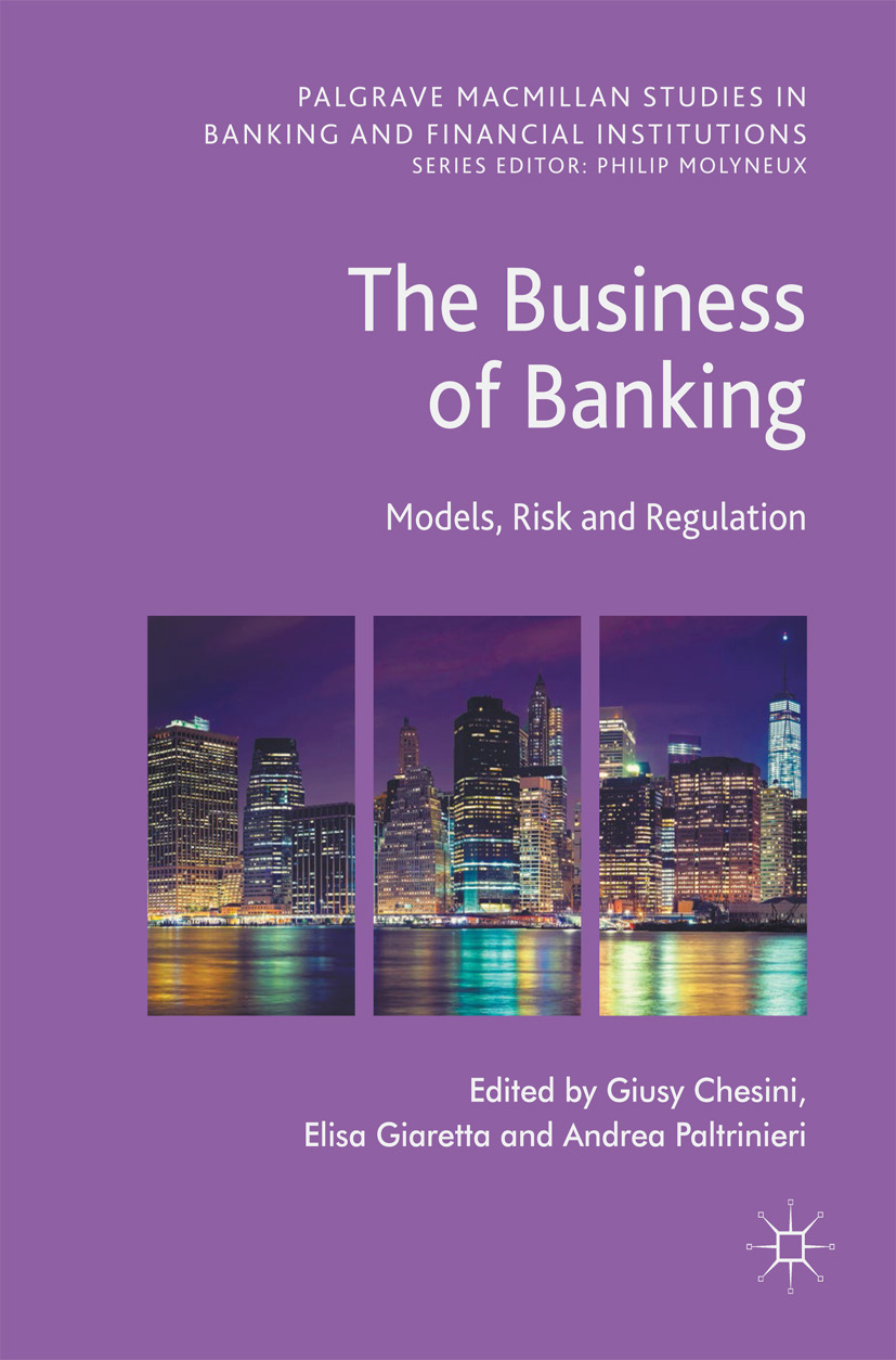 Chesini, Giusy - The Business of Banking, ebook