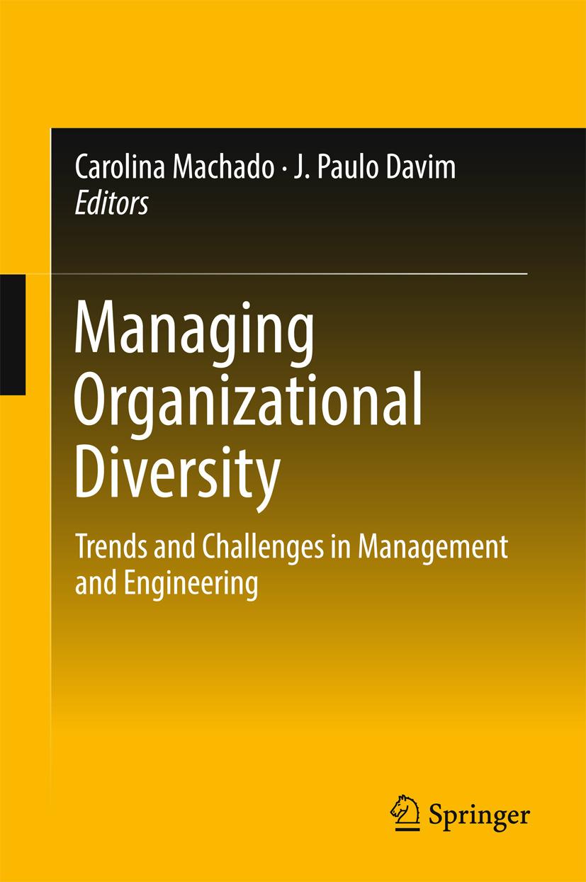 Davim, J. Paulo - Managing Organizational Diversity, ebook