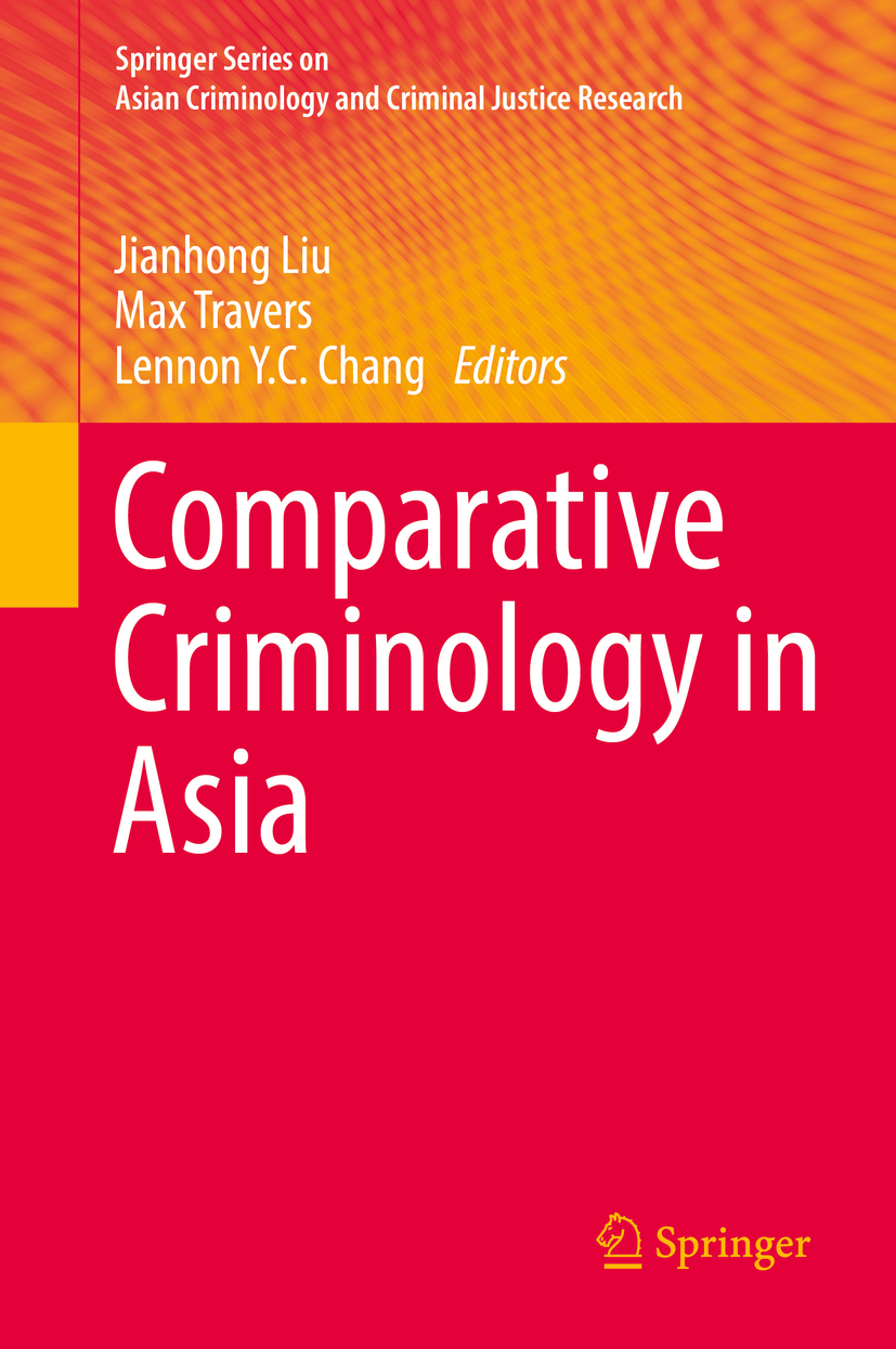Chang, Lennon Y.C. - Comparative Criminology in Asia, ebook