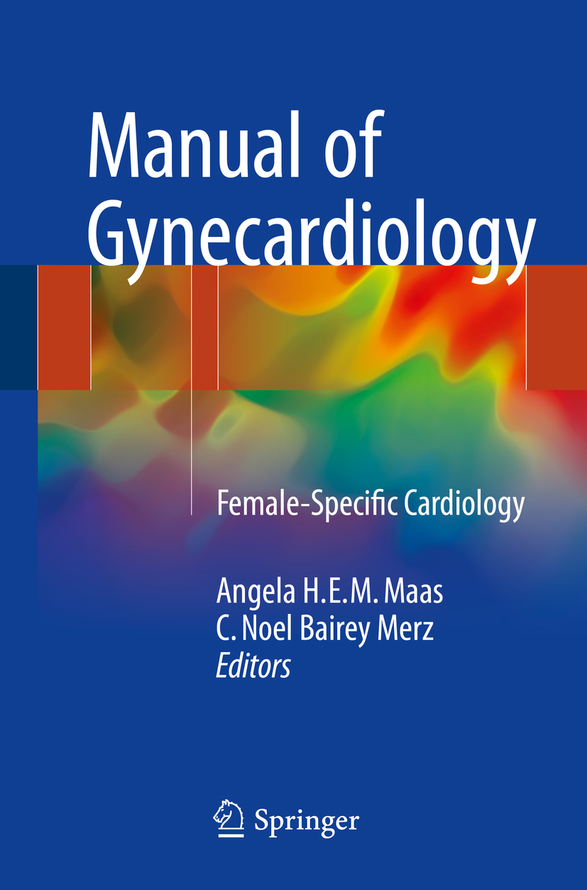 Maas, Angela H.E.M. - Manual of Gynecardiology, ebook