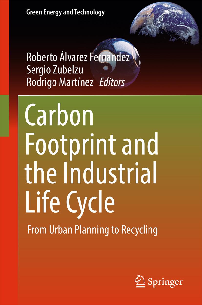 Fernández, Roberto Álvarez - Carbon Footprint and the Industrial Life Cycle, ebook