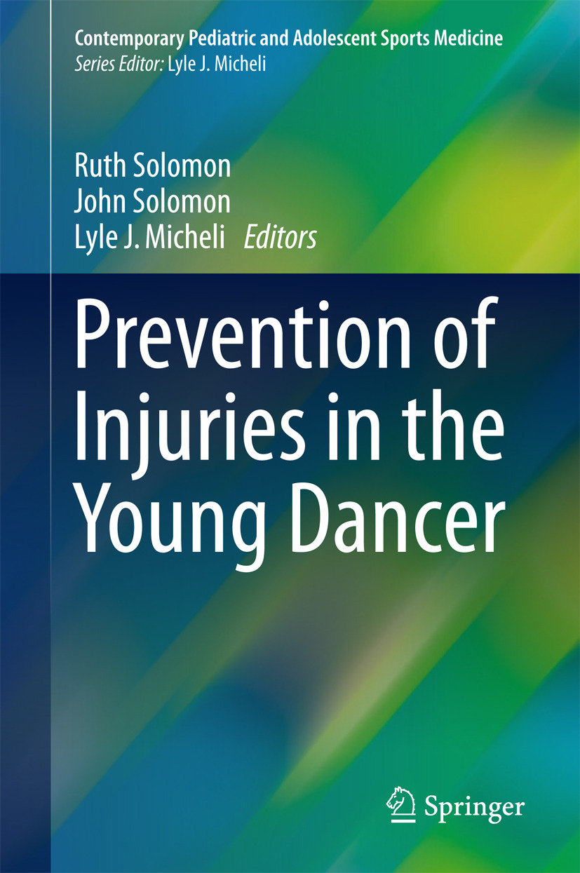 Micheli, Lyle J. - Prevention of Injuries in the Young Dancer, ebook