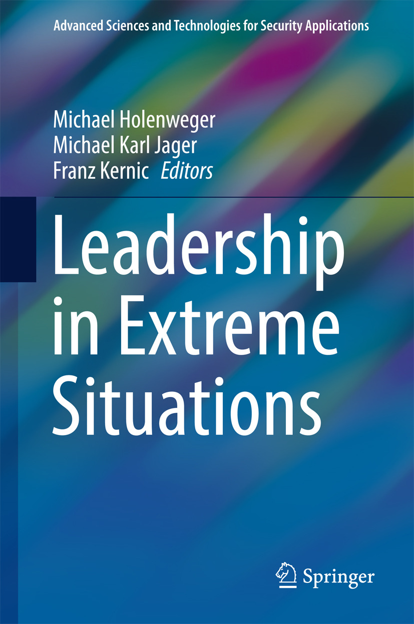 Holenweger, Michael - Leadership in Extreme Situations, ebook