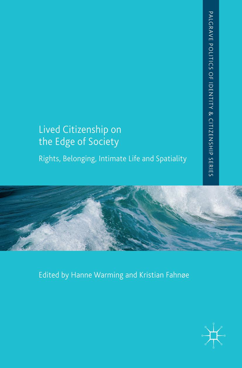 Fahnøe, Kristian - Lived Citizenship on the Edge of Society, ebook