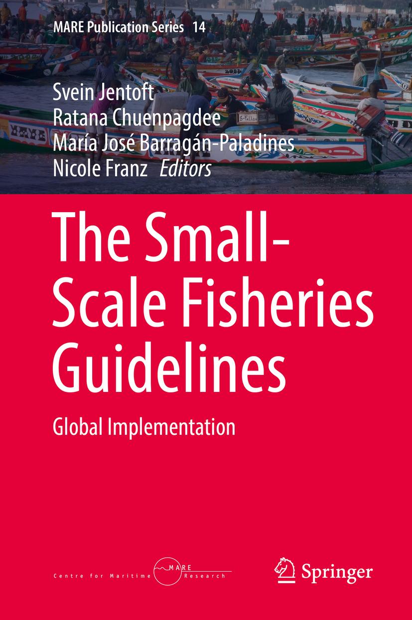 Barragán-Paladines, María José - The Small-Scale Fisheries Guidelines, ebook