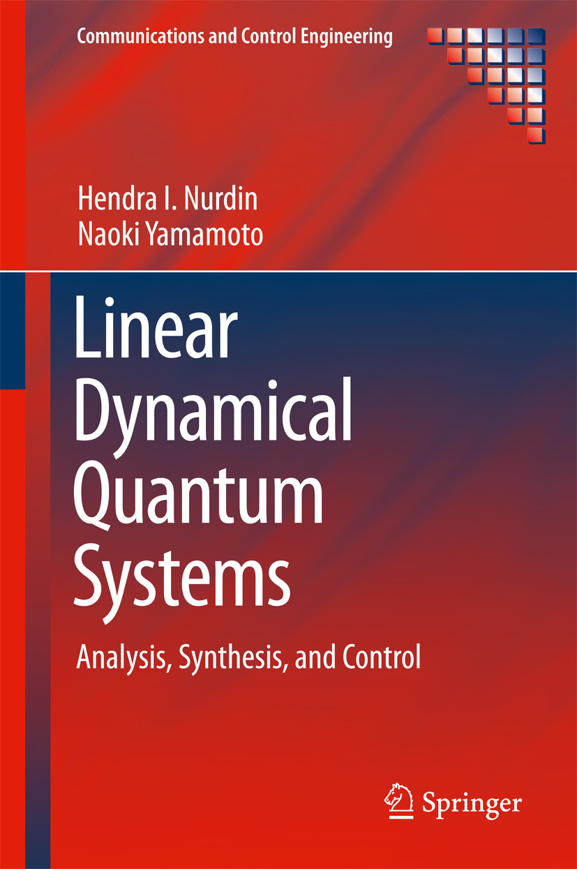 Nurdin, Hendra I - Linear Dynamical Quantum Systems, ebook
