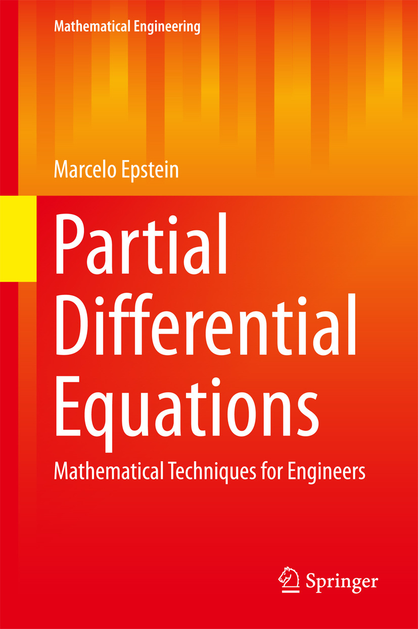 Epstein, Marcelo - Partial Differential Equations, ebook
