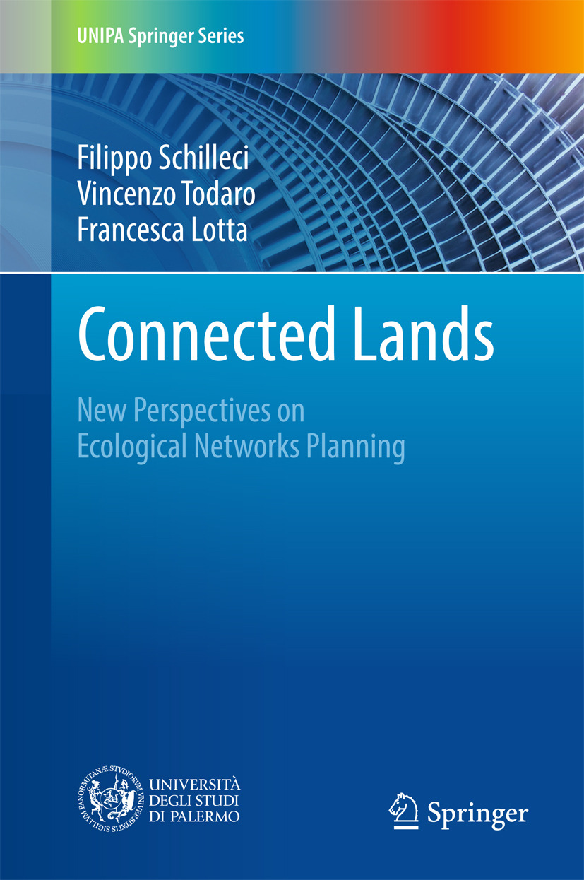 Lotta, Francesca - Connected Lands, ebook