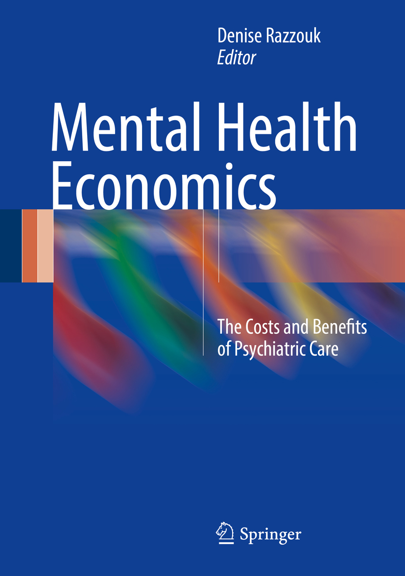 Razzouk, Denise - Mental Health Economics, ebook