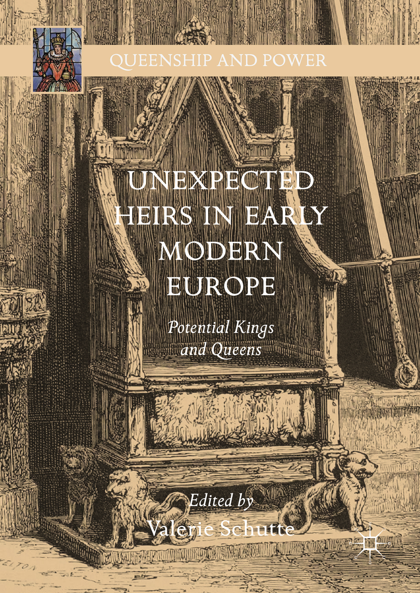 Schutte, Valerie - Unexpected Heirs in Early Modern Europe, e-bok