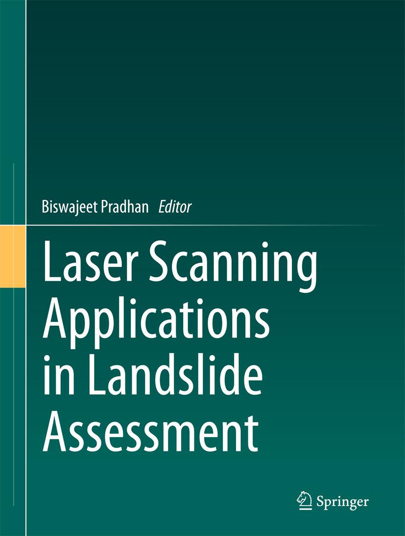 Pradhan, Biswajeet - Laser Scanning Applications in Landslide Assessment, ebook