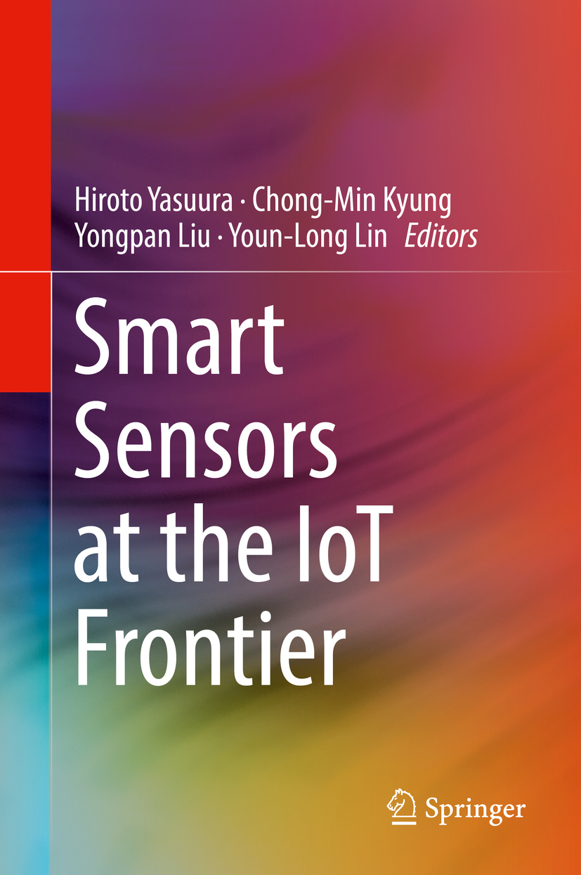 Kyung, Chong-Min - Smart Sensors at the IoT Frontier, e-kirja