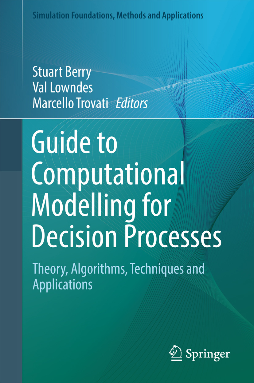 Berry, Stuart - Guide to Computational Modelling for Decision Processes, ebook