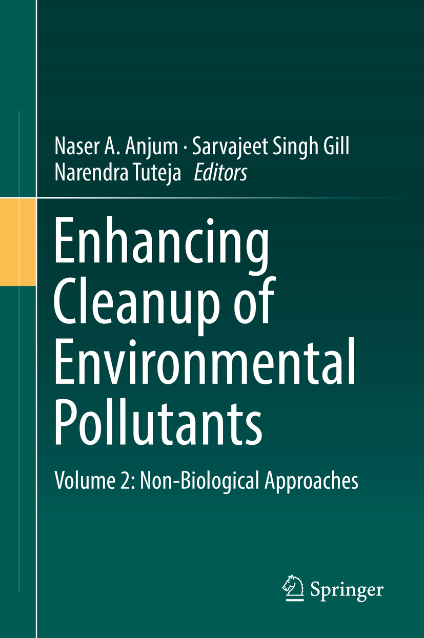 Anjum, Naser A. - Enhancing Cleanup of Environmental Pollutants, ebook