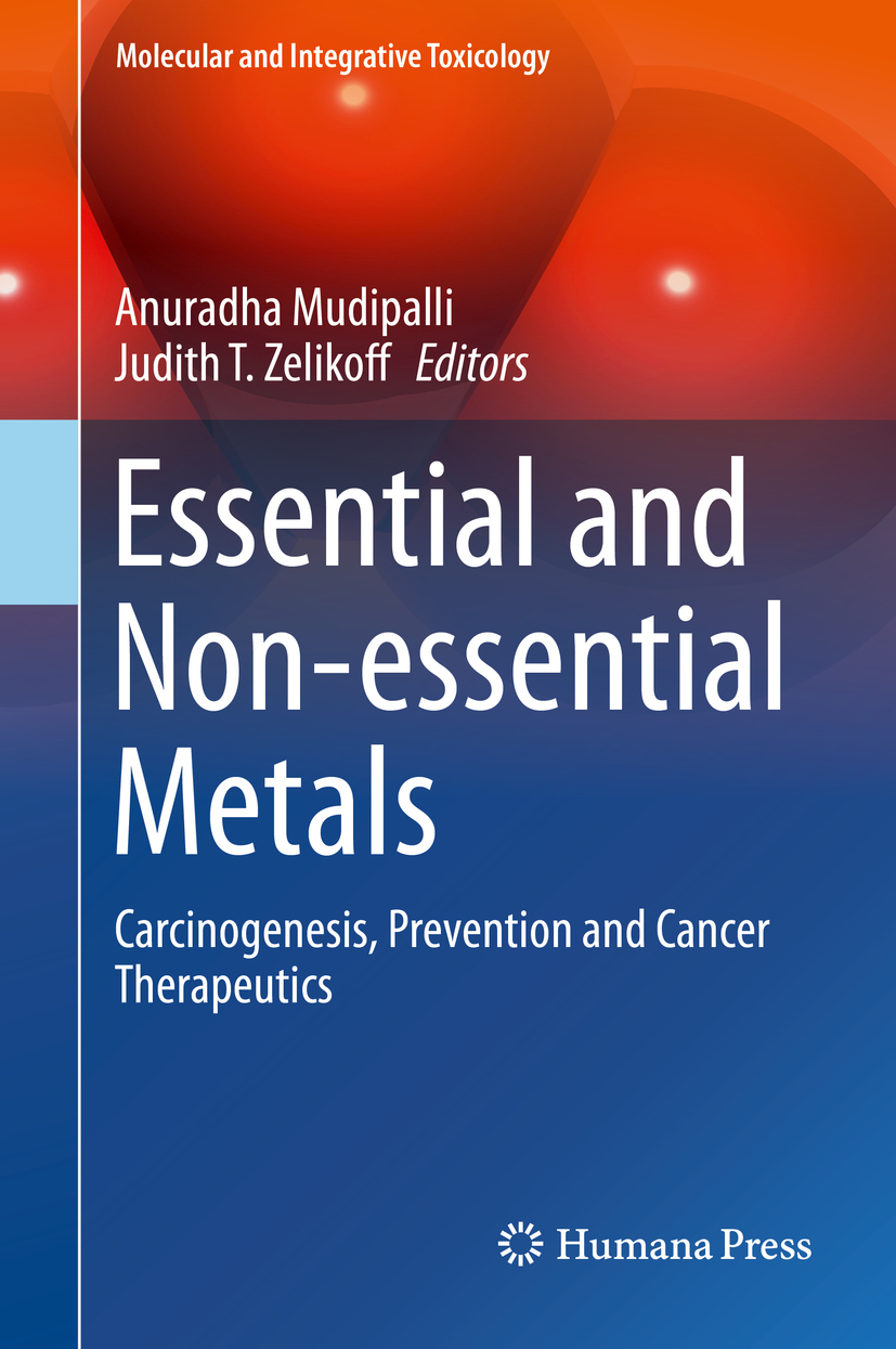 Mudipalli, Anuradha - Essential and Non-essential Metals, ebook