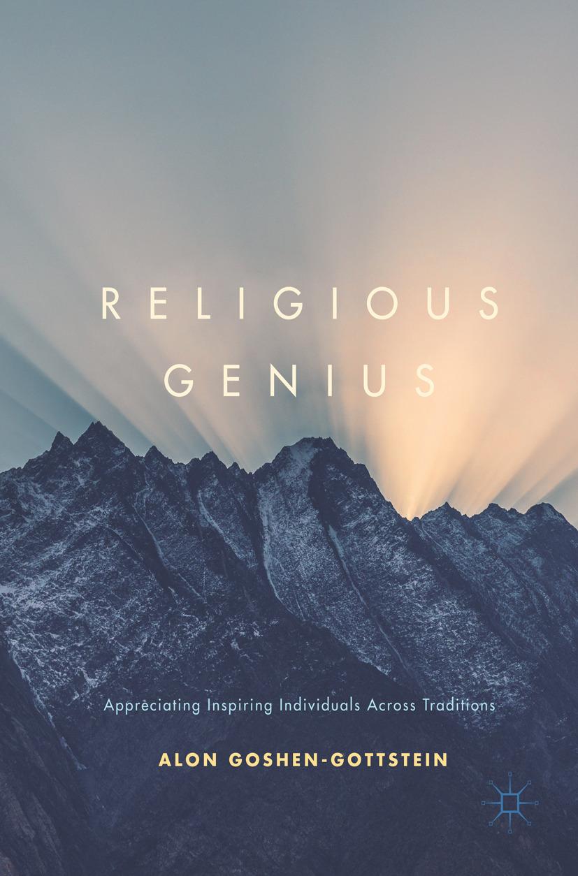 Goshen-Gottstein, Alon - Religious Genius, ebook