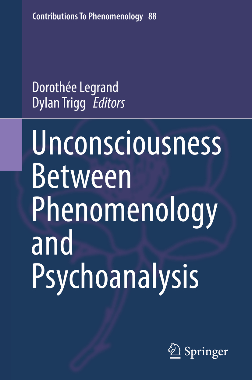 Legrand, Dorothée - Unconsciousness Between Phenomenology and Psychoanalysis, ebook