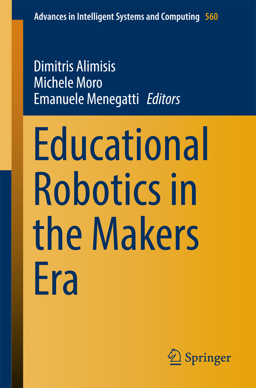 Alimisis, Dimitris - Educational Robotics in the Makers Era, ebook