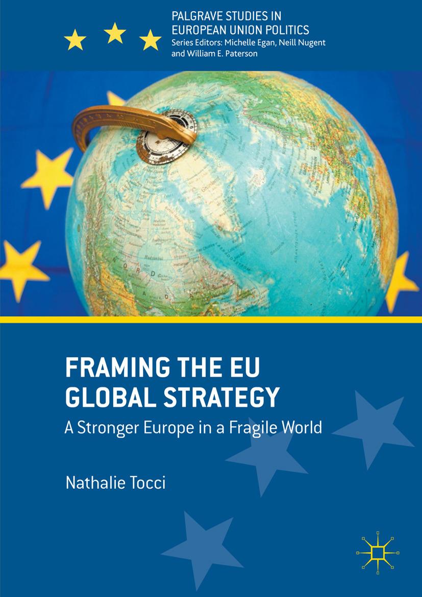 Tocci, Nathalie - Framing the EU Global Strategy, ebook