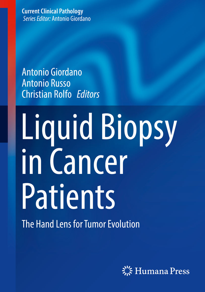 Giordano, Antonio - Liquid Biopsy in Cancer Patients, ebook