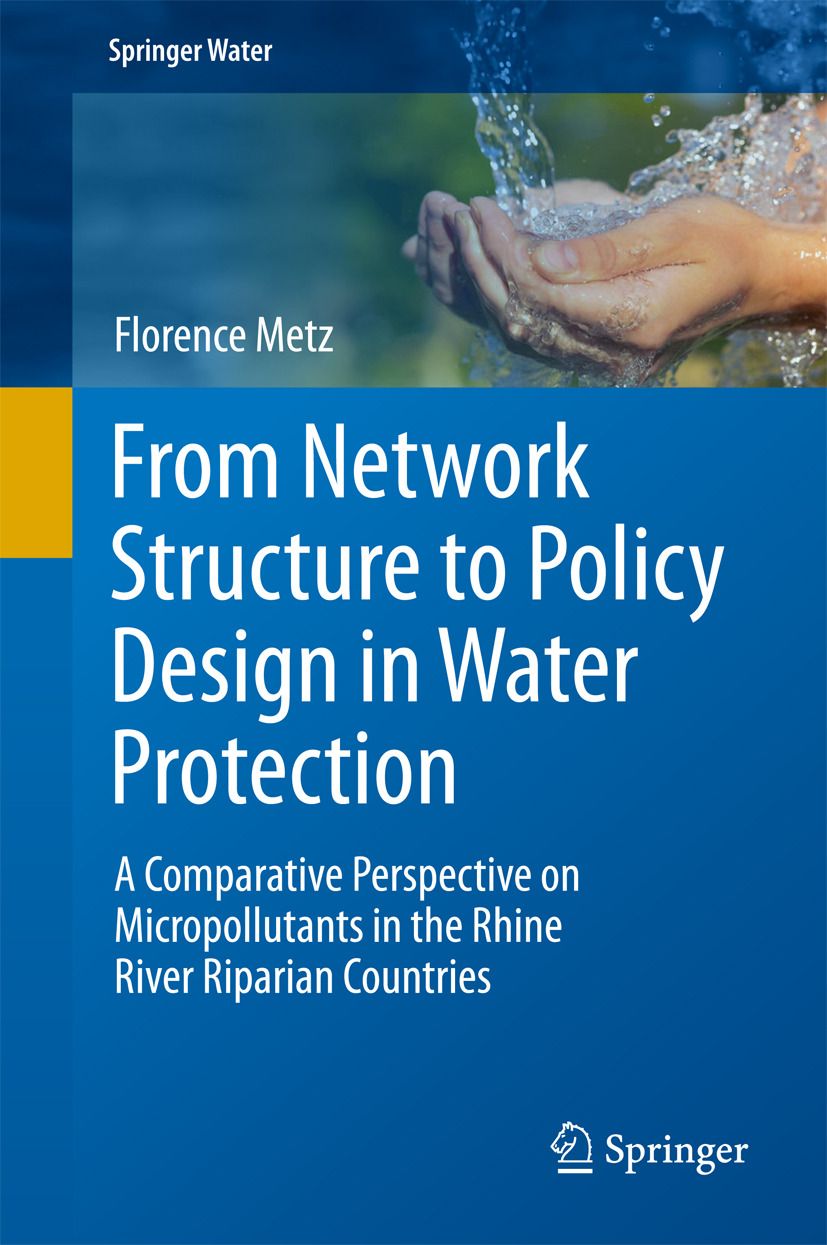 Metz, Florence - From Network Structure to Policy Design in Water Protection, ebook