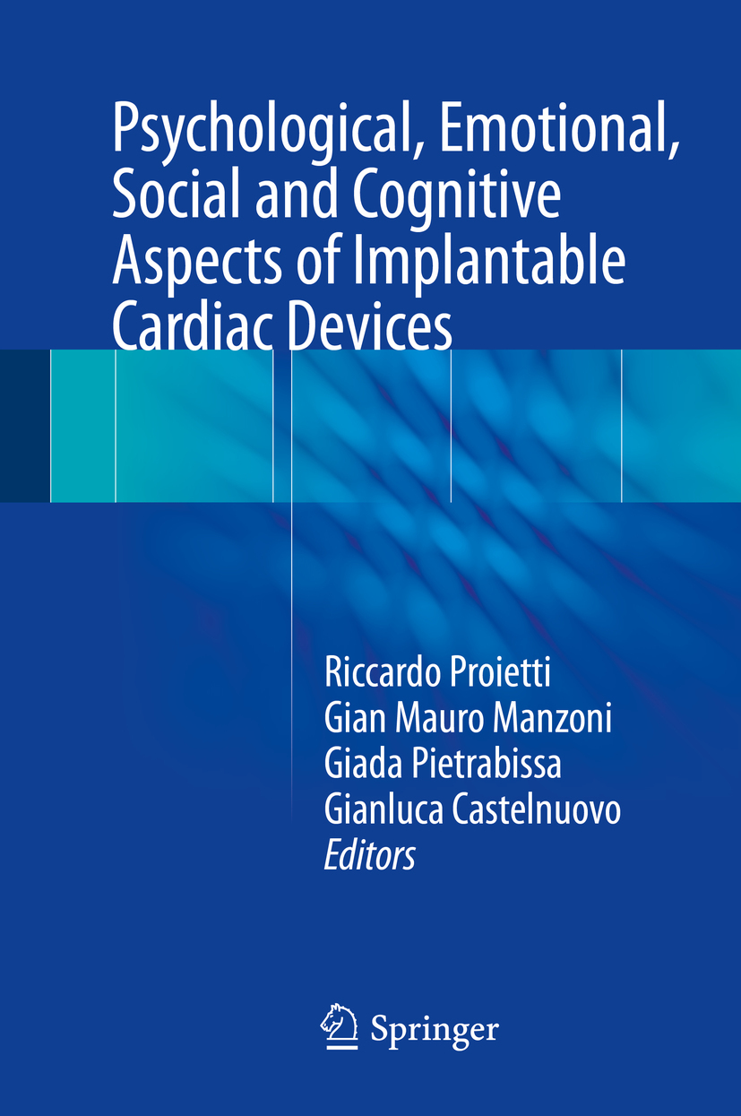 Castelnuovo, Gianluca - Psychological, Emotional, Social and Cognitive Aspects of Implantable Cardiac Devices, ebook