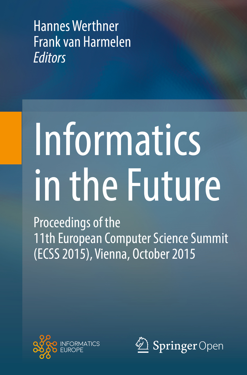 Harmelen, Frank van - Informatics in the Future, ebook