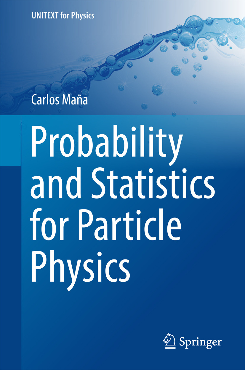 Maña, Carlos - Probability and Statistics for Particle Physics, ebook