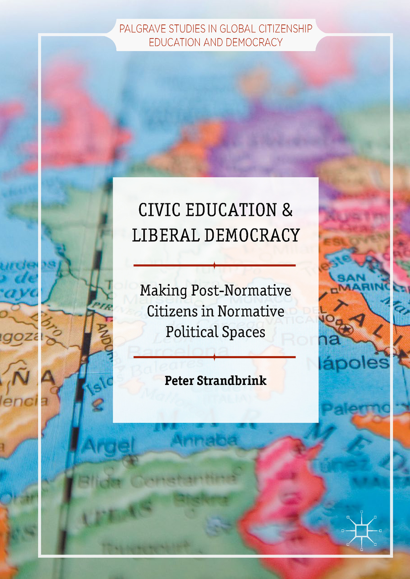 Strandbrink, Peter - Civic Education and Liberal Democracy, ebook