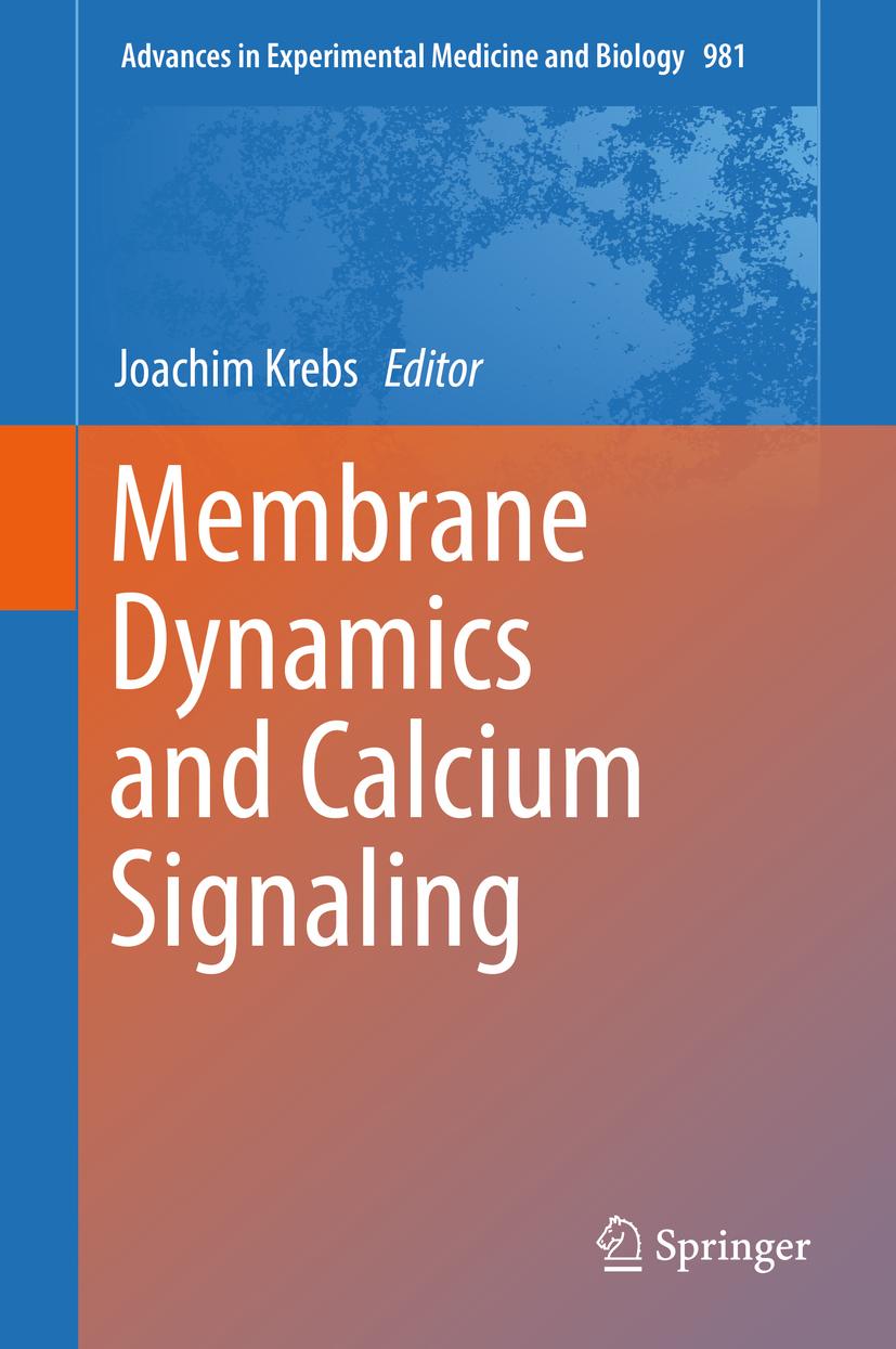 Krebs, Joachim - Membrane Dynamics and Calcium Signaling, ebook