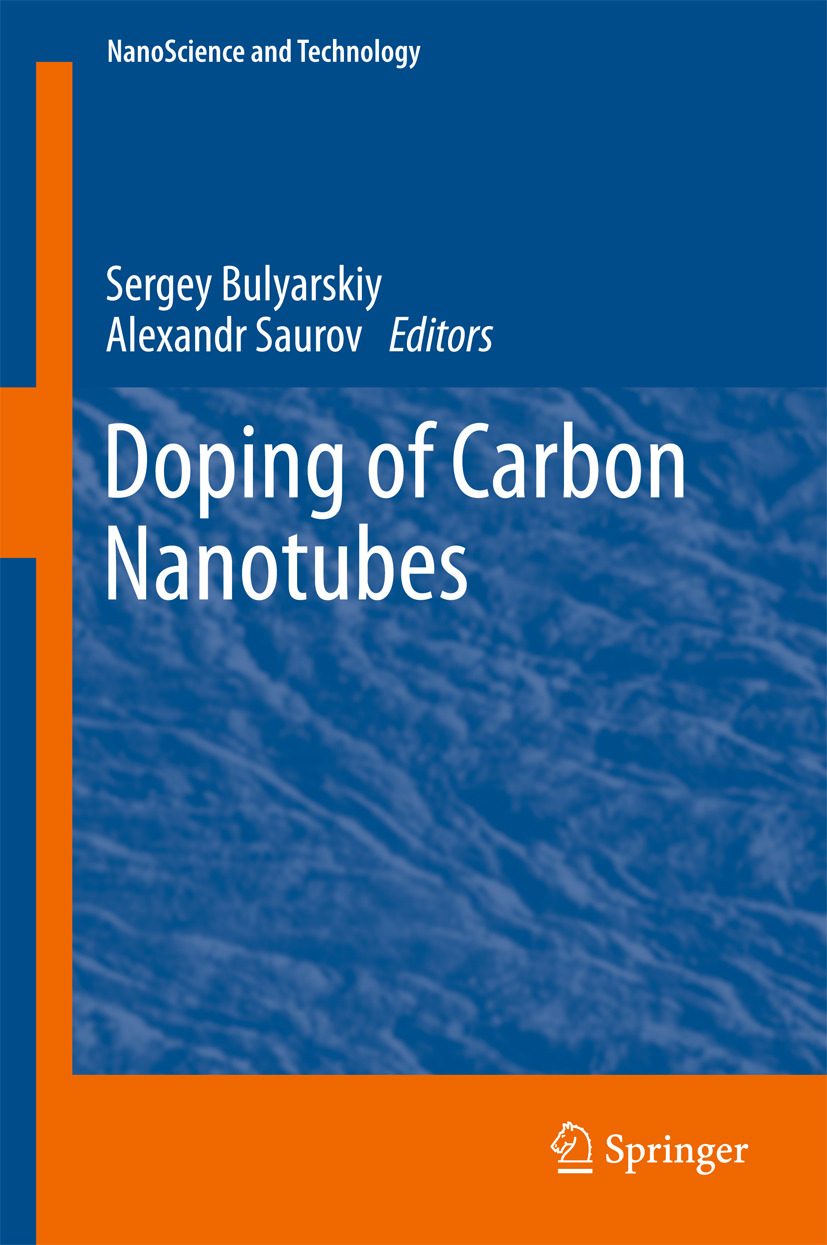 Bulyarskiy, Sergey - Doping of Carbon Nanotubes, ebook