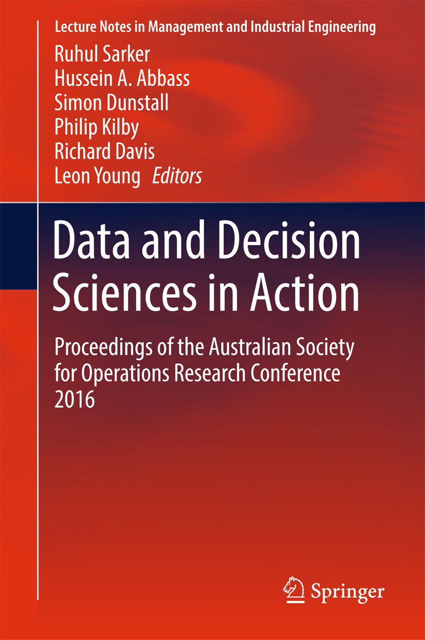 Abbass, Hussein A. - Data and Decision Sciences in Action, ebook