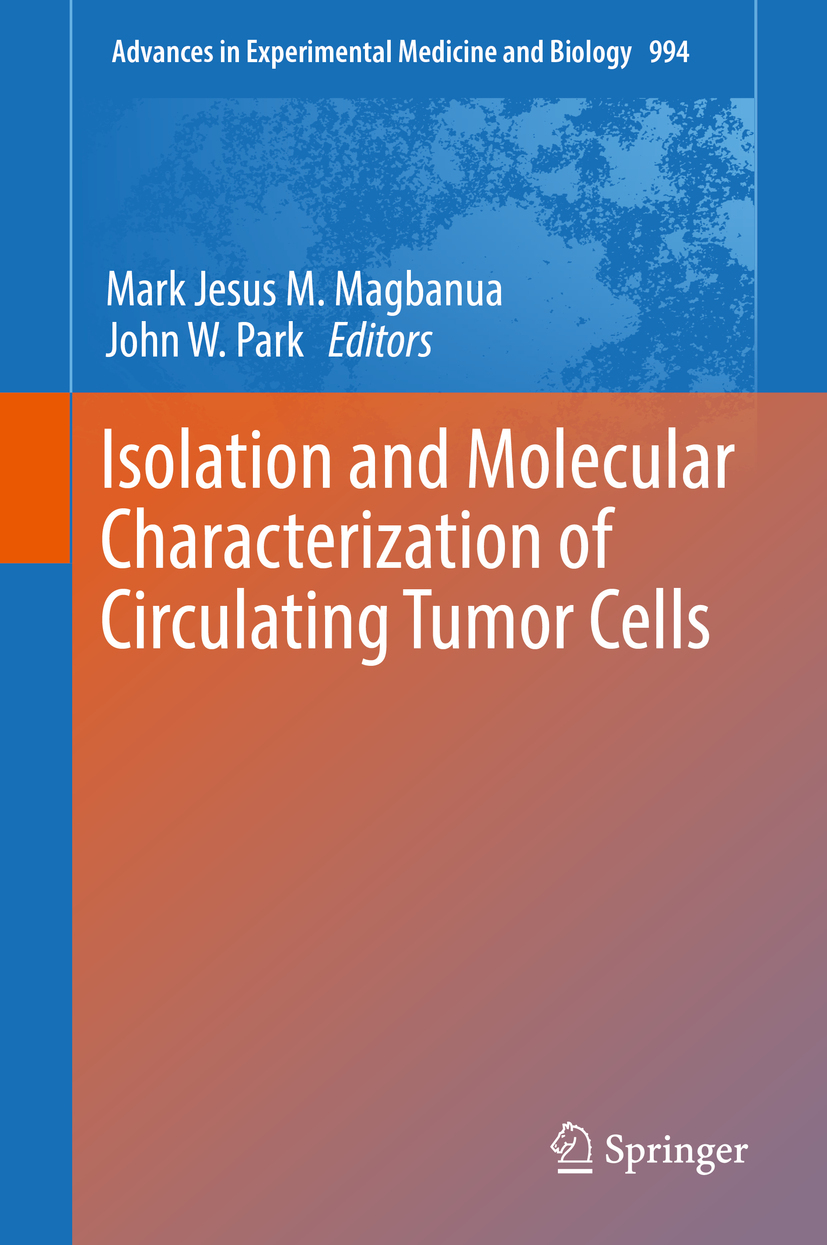 Magbanua, Mark Jesus M. - Isolation and Molecular Characterization of Circulating Tumor Cells, ebook