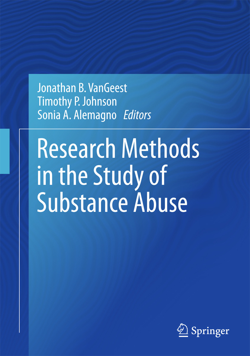 Alemagno, Sonia A. - Research Methods in the Study of Substance Abuse, ebook