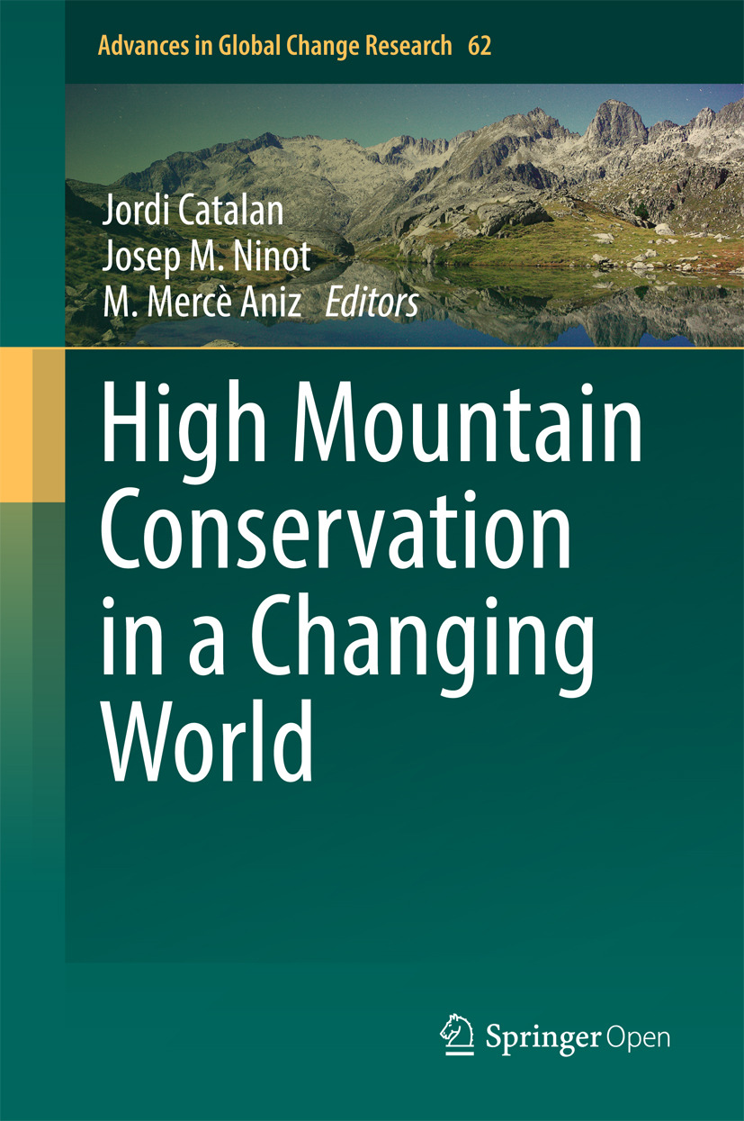 Aniz, M. Mercè - High Mountain Conservation in a Changing World, ebook