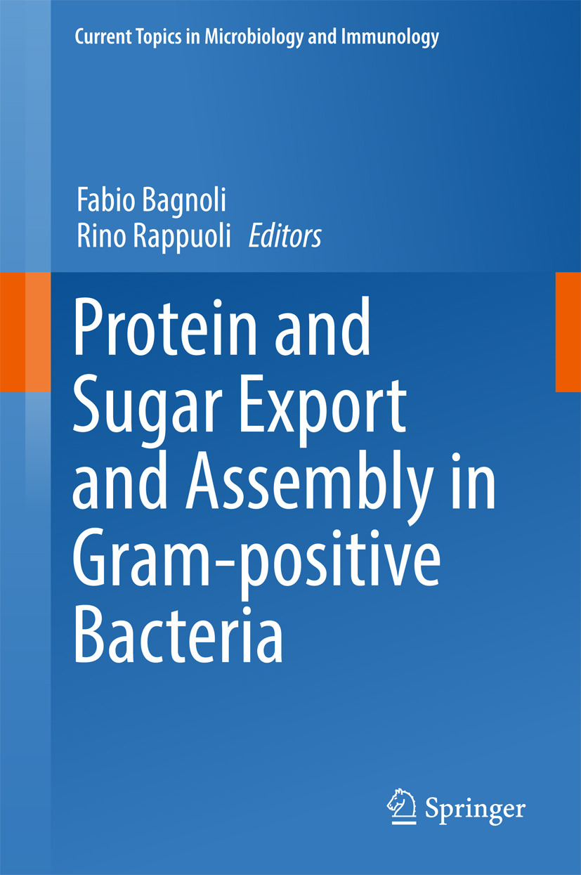 Bagnoli, Fabio - Protein and Sugar Export and Assembly in Gram-positive Bacteria, ebook