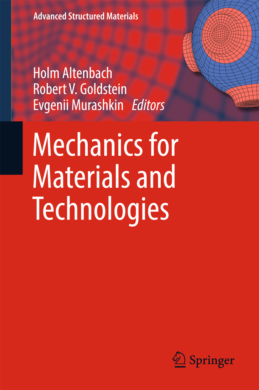 Altenbach, Holm - Mechanics for Materials and Technologies, ebook