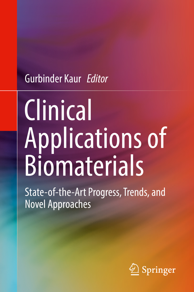 Kaur, Gurbinder - Clinical Applications of Biomaterials, ebook