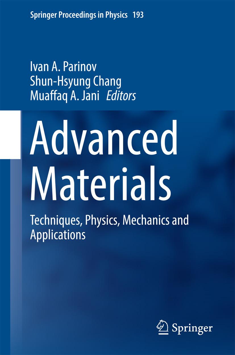 Chang, Shun-Hsyung - Advanced Materials, e-bok