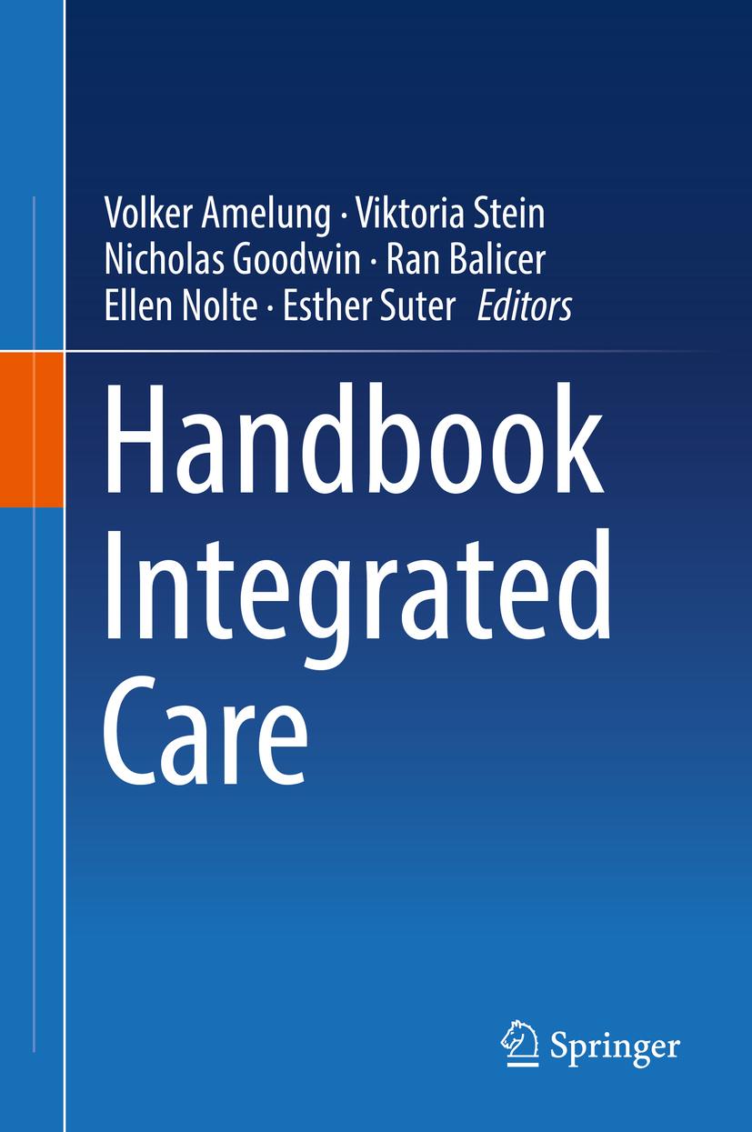 Amelung, Volker - Handbook Integrated Care, ebook