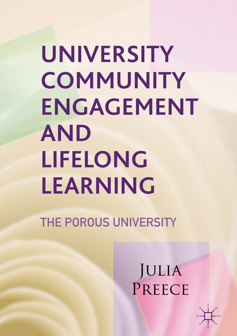 Preece, Julia - University Community Engagement and Lifelong Learning, ebook