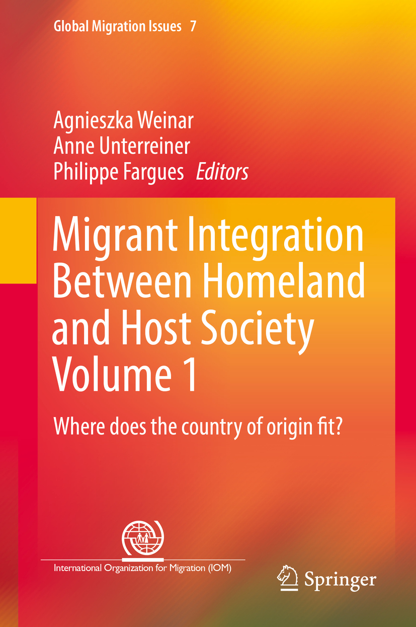 Fargues, Philippe - Migrant Integration Between Homeland and Host Society Volume 1, ebook