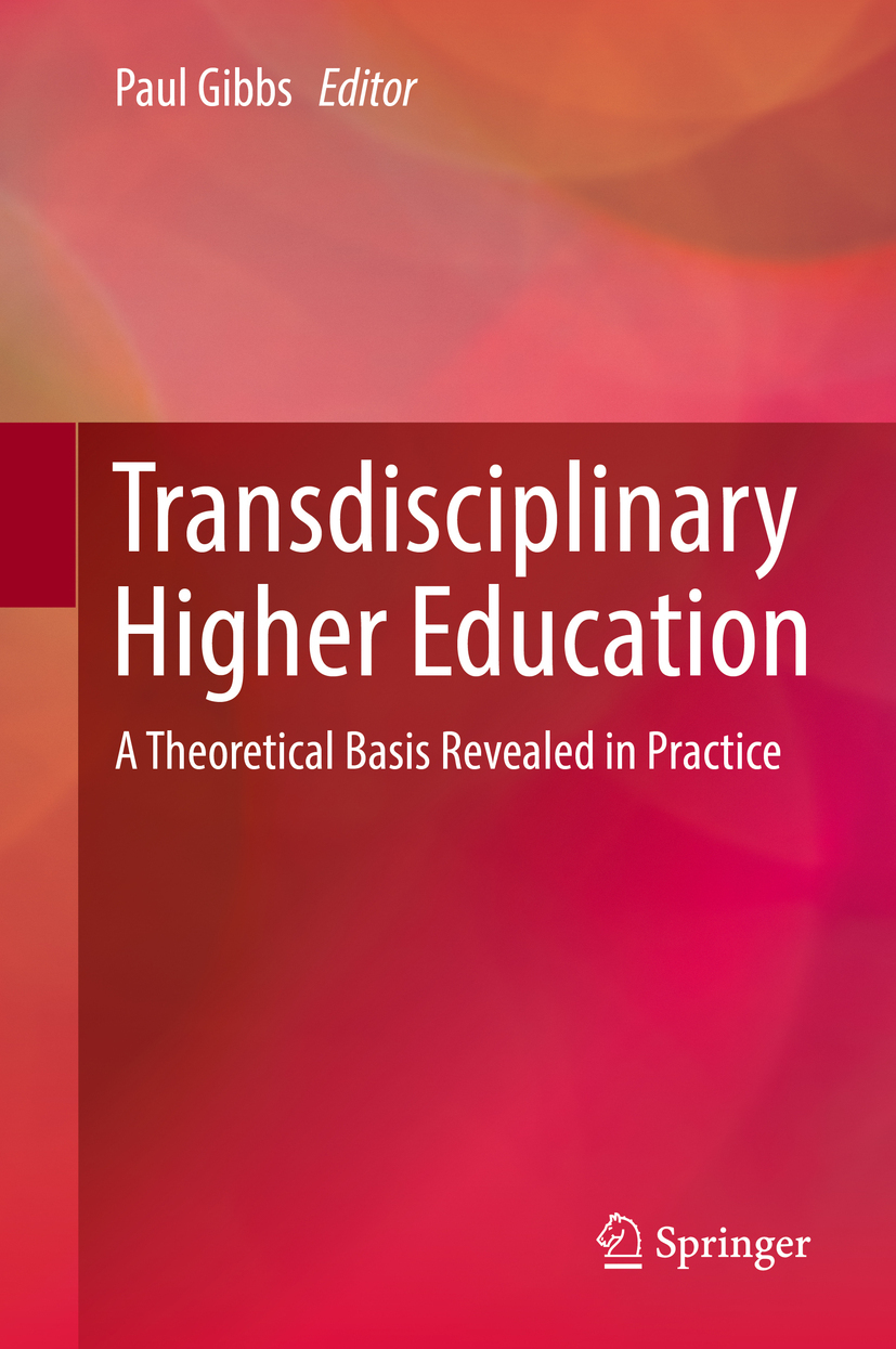 Gibbs, Paul - Transdisciplinary Higher Education, ebook