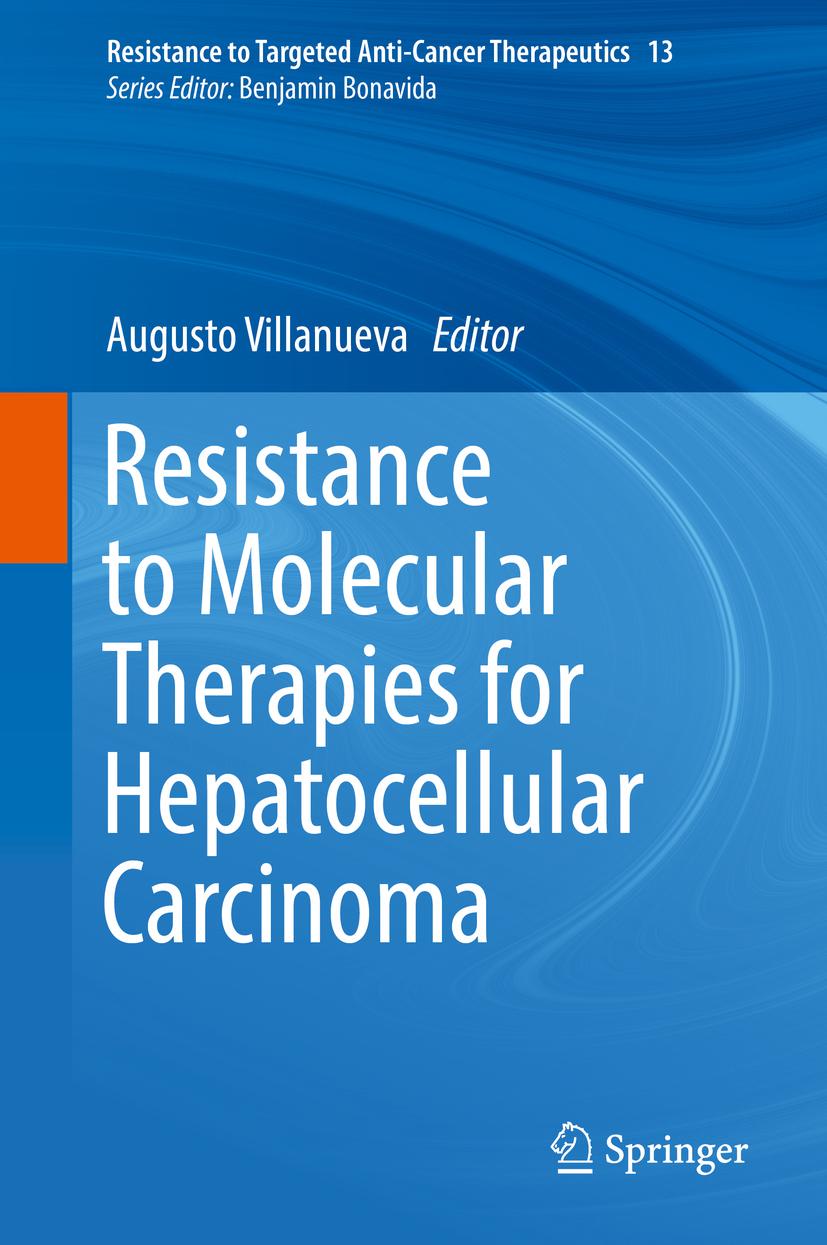 Villanueva, Augusto - Resistance to Molecular Therapies for Hepatocellular Carcinoma, ebook