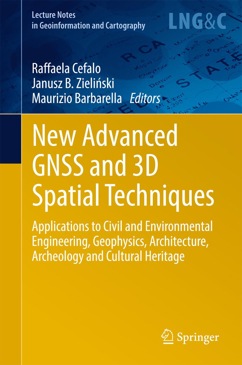 Barbarella, Maurizio - New Advanced GNSS and 3D Spatial Techniques, ebook